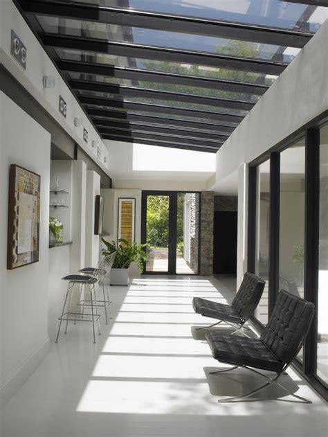 glass roof houzz