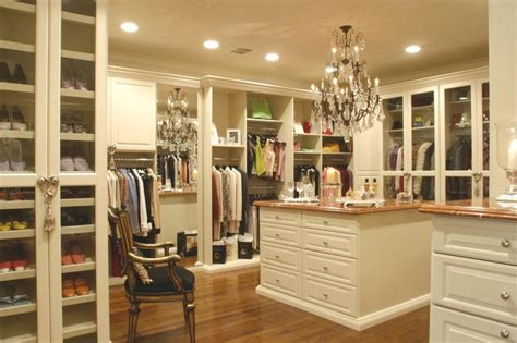 large walk in closet my home
