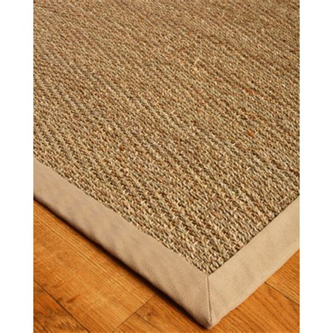 affordable natural fiber area rugs  hy housie sisal