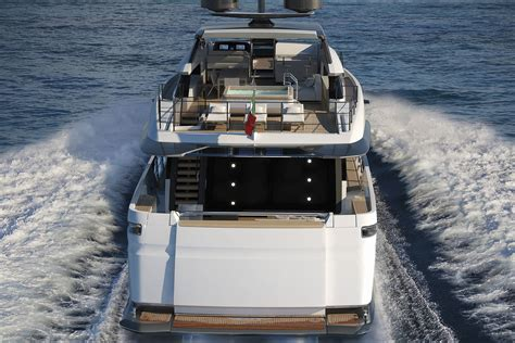 Ferretti Custom Line 120 Ita Yachts Canada Ita Yachts