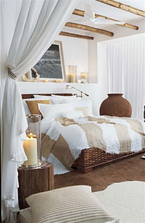 chambre blanche et bois déco chambre blanche en 50 belles suggestions