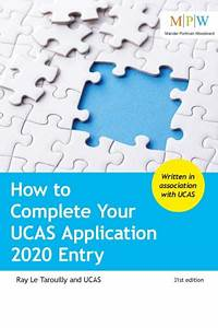 Prospects Education Resources  How To Complete Your Ucas