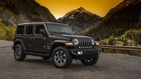 Wrangler Fuel Economy by 2018 Jeep Wrangler Unlimited Fuel Economy Numbers Are Out