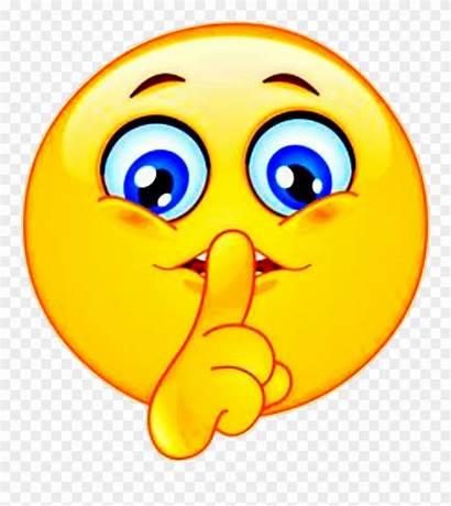 Shh Clipart Smile Mouth Pegatinas Autocollants Stickers