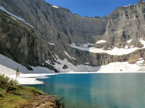 Iceberg Lake Trail Glacier National Park All You Need