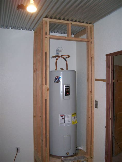 water heater closet water heater closet door water heater closet door water