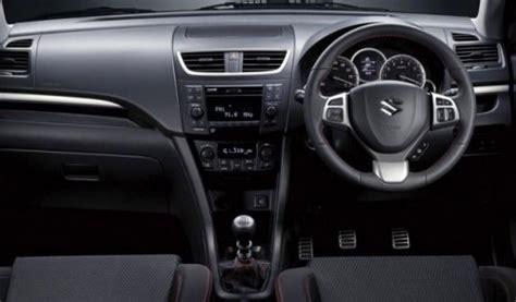 interior dashboard suzuki swift detailmobilcom