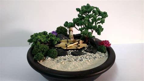 Zen Garten Miniatur by Miniature Zen Garden Miniature Zen Garden Miniature