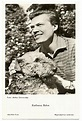 German actor Karlheinz Bohm and his Airedale   Airedale ...