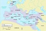 Roman geography/region/location - Ancient Roman Civilization