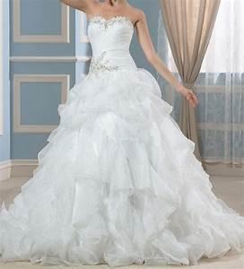 robe pour mariage avec traine col bustier robe original With robe de mariée nancy