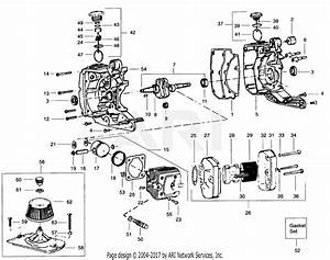 Poulan Pp655bp Gas Saw  655bp Gas Saw Parts Diagram For Internal Power Unit