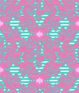 Turquoise Pink Wallpaper - Wallpaper Bits