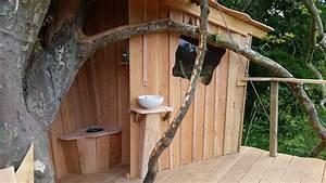 Comment Construire Une Cabane à écureuil : cabane ilot les cabanes de canon ~ Melissatoandfro.com Idées de Décoration
