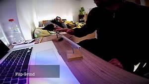 Tech Deck Fingerboard Crazy Tricks Youtube