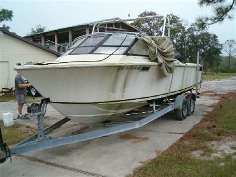 Boat Hull History by Seacraft History The Hull Boating And Fishing Forum