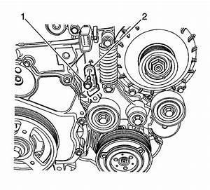 2013 Chevy Malibu Serpentine Belt Diagram
