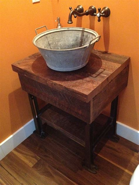 antique cast iron kitchen sink faucets sink counter in antique reclaimed pine with antique cast