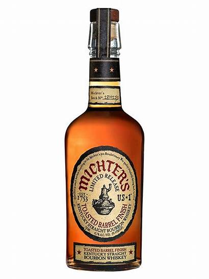 Michters Whiskey Toasted Barrel Bourbon Michter Finish