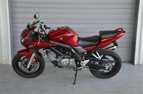 2007 Suzuki Sv650s by Buy 2007 Suzuki Sv650s Standard On 2040motos