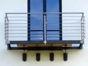 edelstahl balkone geländer edelstahlgeländer handlauf balkon edelstahl gelaendersysteme weber französische balkone