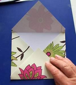 Comment Fabriquer Une Enveloppe : comment faire l 39 enveloppe avec ses mains ~ Melissatoandfro.com Idées de Décoration