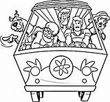 Scooby Messges Read Coloring Doo Sometimes Anywhere Board Help sketch template