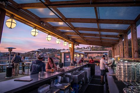 Rhinegeist Brewery Rooftop Bar on Behance