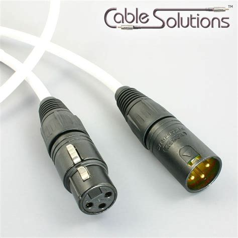 Canare Balanced Xlr Audio Interconnect Cable
