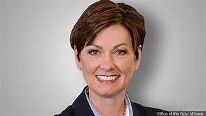 Iowa Gov  Reynolds Directs  490 Million Of Cares Funds
