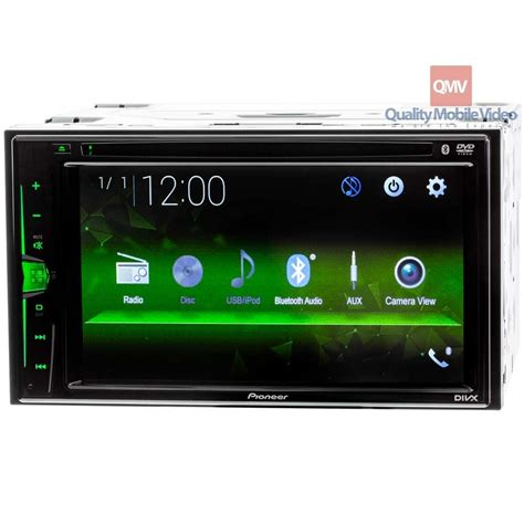 Pioneer Avh-210ex 6.2 Inch Dash Double Din Car Stereo Receiver