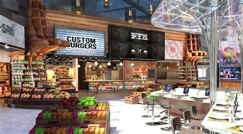 Eat In Island Kitchen - where to eat at newark liberty airport ewr eater ny