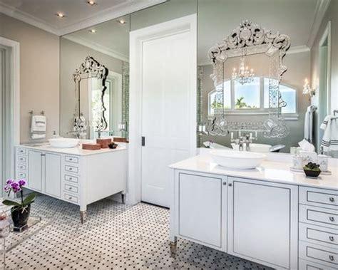 Glamorous Florida Bathroom by Venetian Mirrors Bathroom Vanity Bathrooms Glamorous