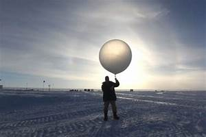 22 June 2017 Launching a Weather Balloon | PolarTREC