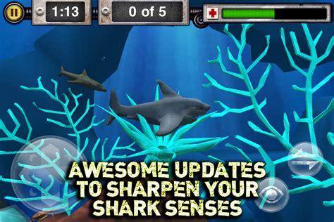 shark wars iphone ipad screenshots