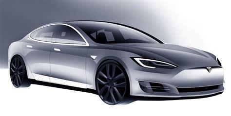 Tesla Car : Tesla Finds Its Design Language