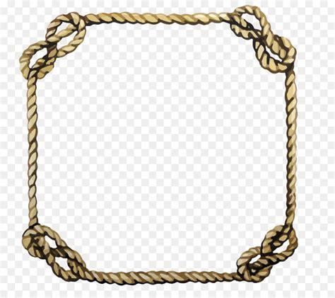 Rope Border Clipart Free Rope Border Clip Clip Magic