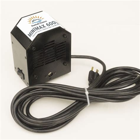 Boat Bilge Heater by Boatsafe Minimax 600 Watt Engine Compartment Bilge Heater 600w