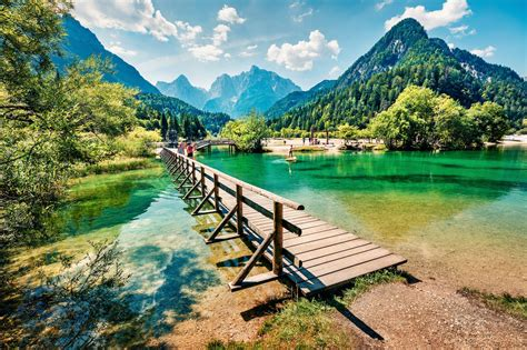 Where to go in Slovenia - the most beautiful lakes