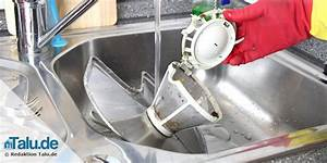 Spülmaschine Abfluss Verstopft : sp lmaschine pumpt nicht ab ursachen und l sungen ~ Lizthompson.info Haus und Dekorationen