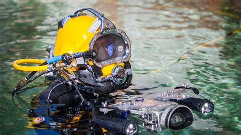 commercial diving australia youtube