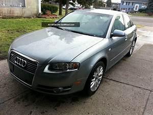 Audi A4 2008 : 2008 audi a4 quattro base sedan 4 door 2 0l ~ Dallasstarsshop.com Idées de Décoration