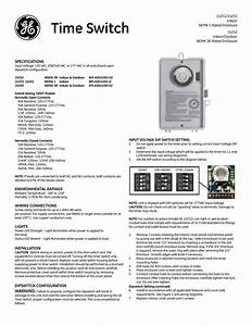 Tork Time Clock Wiring Diagram
