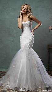 amelia sposa 2016 wedding dresses wedding inspirasi With mermaid wedding dresses 2016