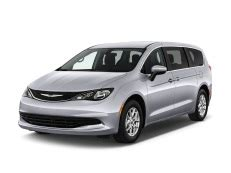 Chrysler Pacifica  Specs Of Wheel Sizes, Tires, Pcd