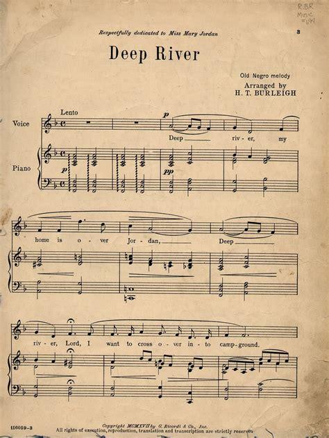 deep river song wikipedia