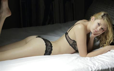 Wallpaper Lingerie Bed Panties Sexy Girl Lena Anderson