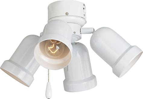4 light ceiling fan light kit ceiling fan light kit