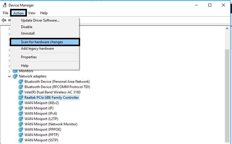 """{Solved} """"Realtek PCIe GBE family controller driver"""