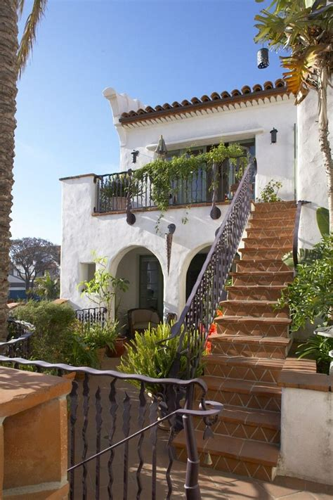 Spanish Style Homes Architecture